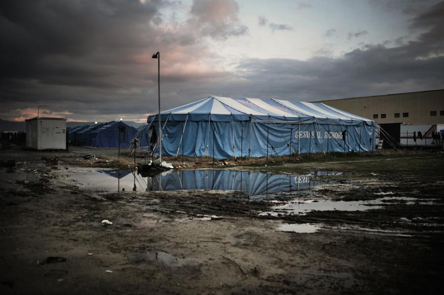 In Tenda/In Tent