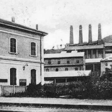 Ex Cementifico Marchino Ghiare di Berceto (Parma)