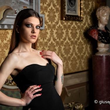 Ilaria Tenerini @Palazzo Ferrajoli