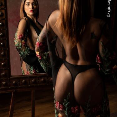 """Arianna Pazienza - """"The mirror"""" ♫"""