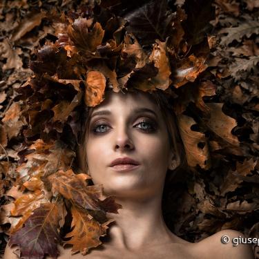 """Goddess of autumn"" (Chiara Parasassi) ♫"