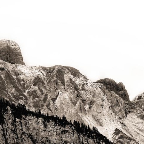 Berge, Seele, Gesichter